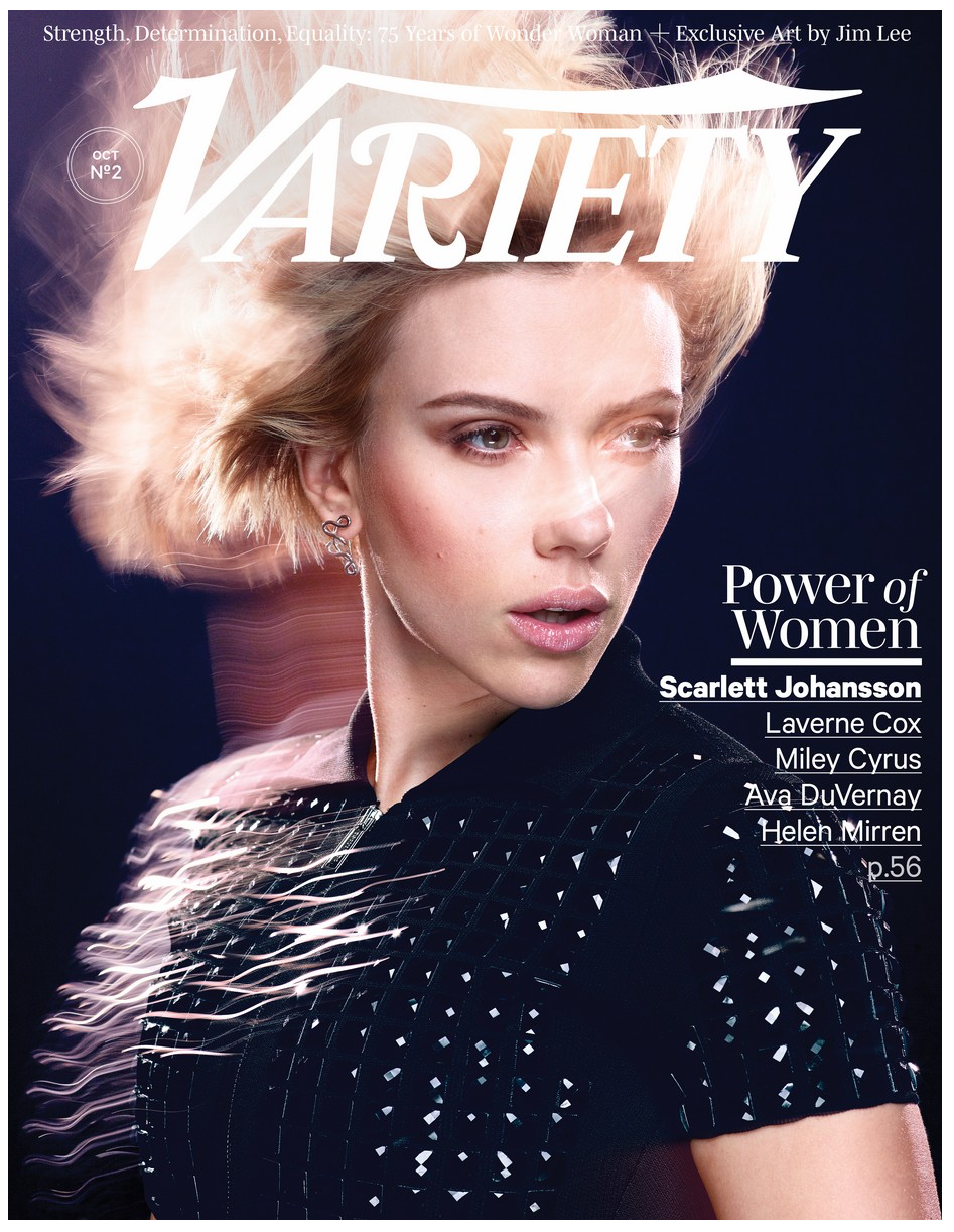 """SCARLETT JOHANSSON  Growing up in New York, the actress relied on Planned Parenthood for regular checkups, she says.  """"I used them to screen me for STDs or take care of my reproductive health, as did all my girlfriends. When I was asked to represent their initiative, it was a no-brainer.""""  Planned Parenthood turns 100 this year, with 650 health centers across the U.S. that see 2.5 million patients a year for cancer screenings, birth control, STD testing, and breast exams.  Johansson is a major advocate of such services. In 2012, she made Planned Parenthood and women's health central themes of her speech at the Democratic National Convention. Two years later, she helped design T-shirts to boost voting in the midterm elections, and she has recorded an audio message that encourages listeners to enroll in less-expensive insurance options available through the Affordable Care Act."""