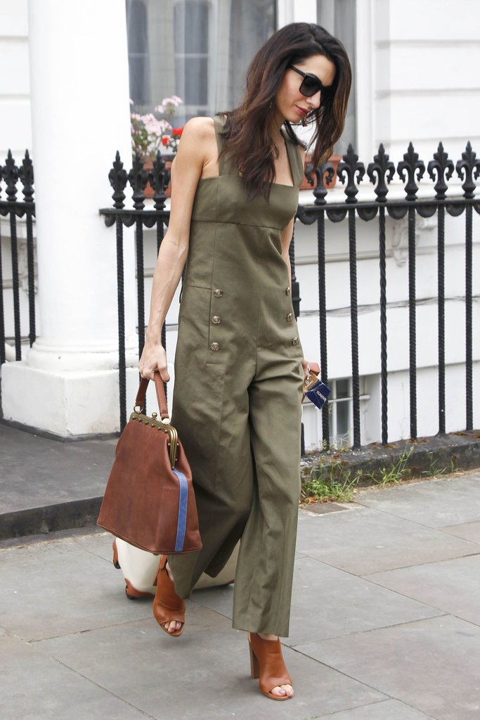 Amal Clooney Summer Outfits Straight Dress Style  3.jpg