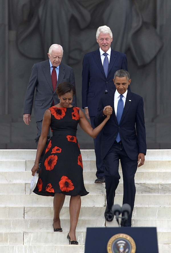 First-Lady-Michelle-Obamas-March-on-Washington-50th-Anniversary-Tracy-Reese-Embellished-Flared-Frock.jpg
