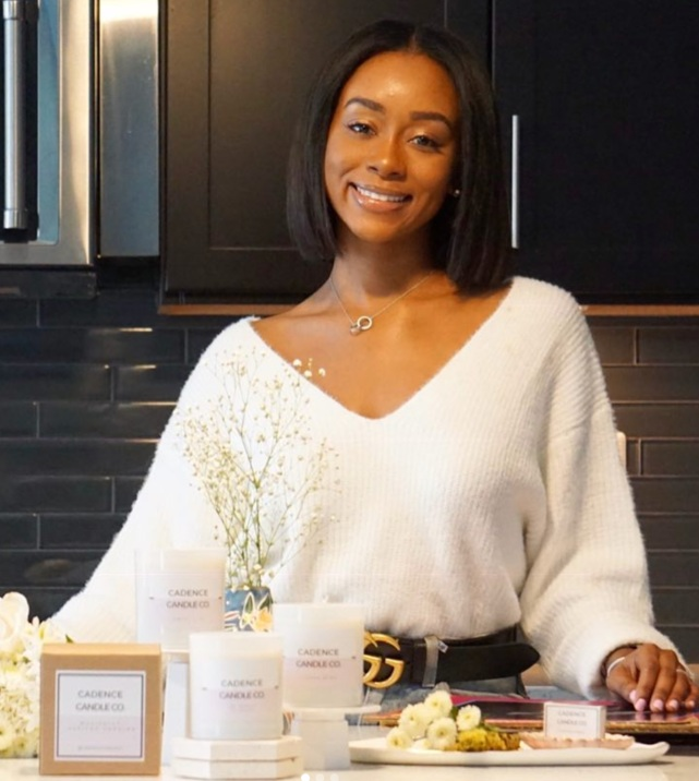 candace candles founder