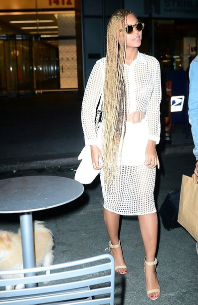 g5jxlk-l-610x610--beyonce-white+shirt-white-white+button-sheer-white-shirt-skirt-white+skirt-piece-mesh-belt-heels-white+bag-bag-braids-button+blouse-piece+set.jpeg