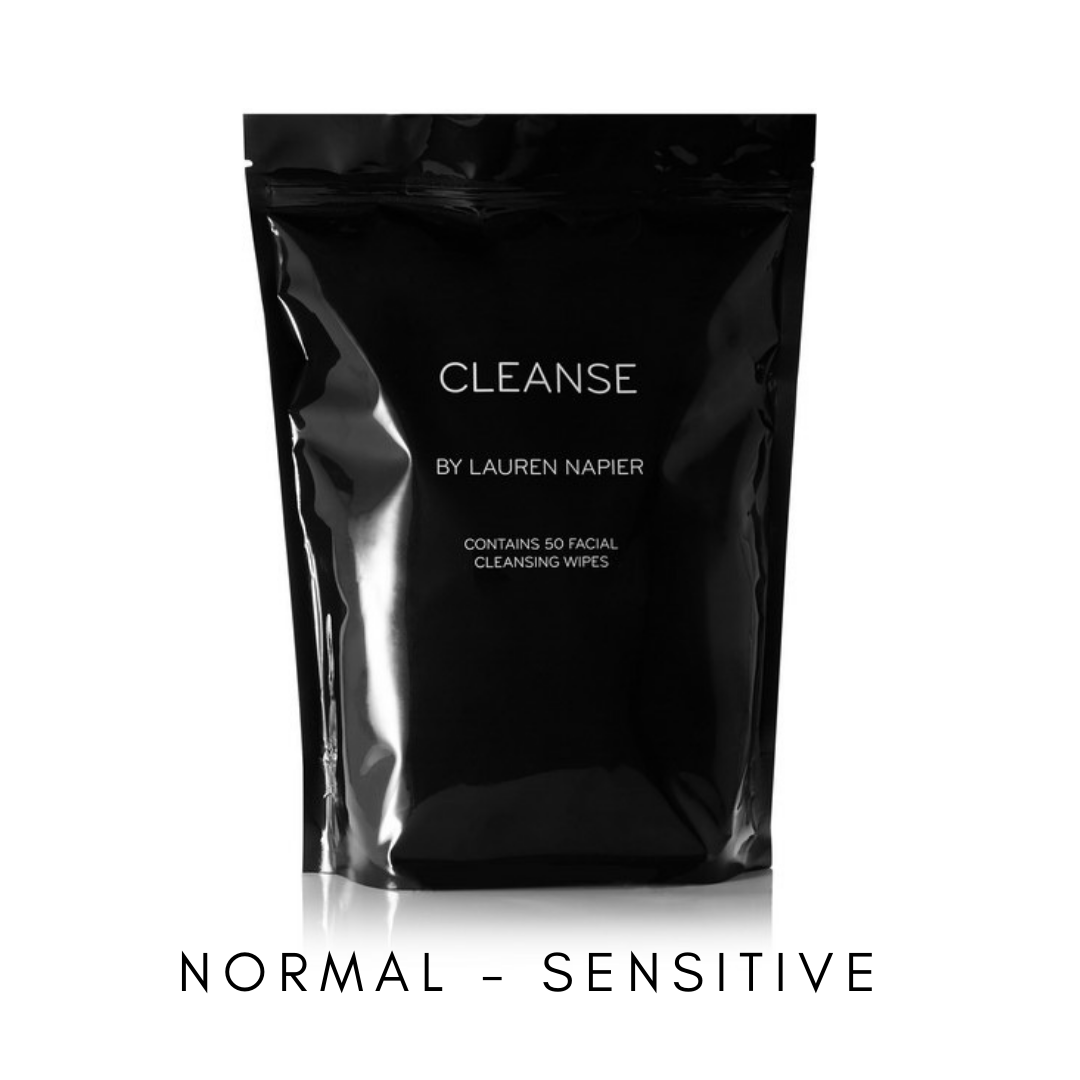 CLEANSE BY LAUREN NAPIER NORMAL - SENSITIVE