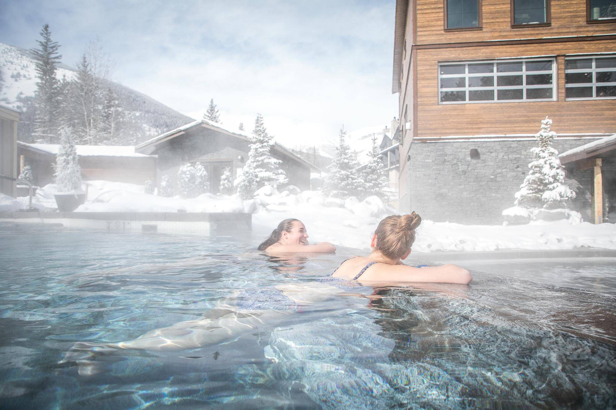 Photo Credit: Kananaskis Nordic Spa