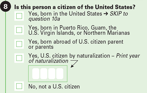 The Citizenship Question - Our Office has filed a brief with the U.S. Supreme Court in a case challenging the Trump administration's addition of a citizenship question to the 2020 decennial census. Click here for more.