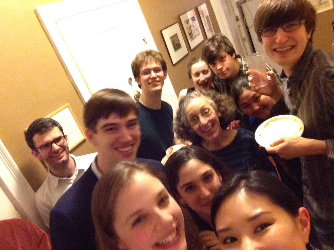 Kneisel Selfie