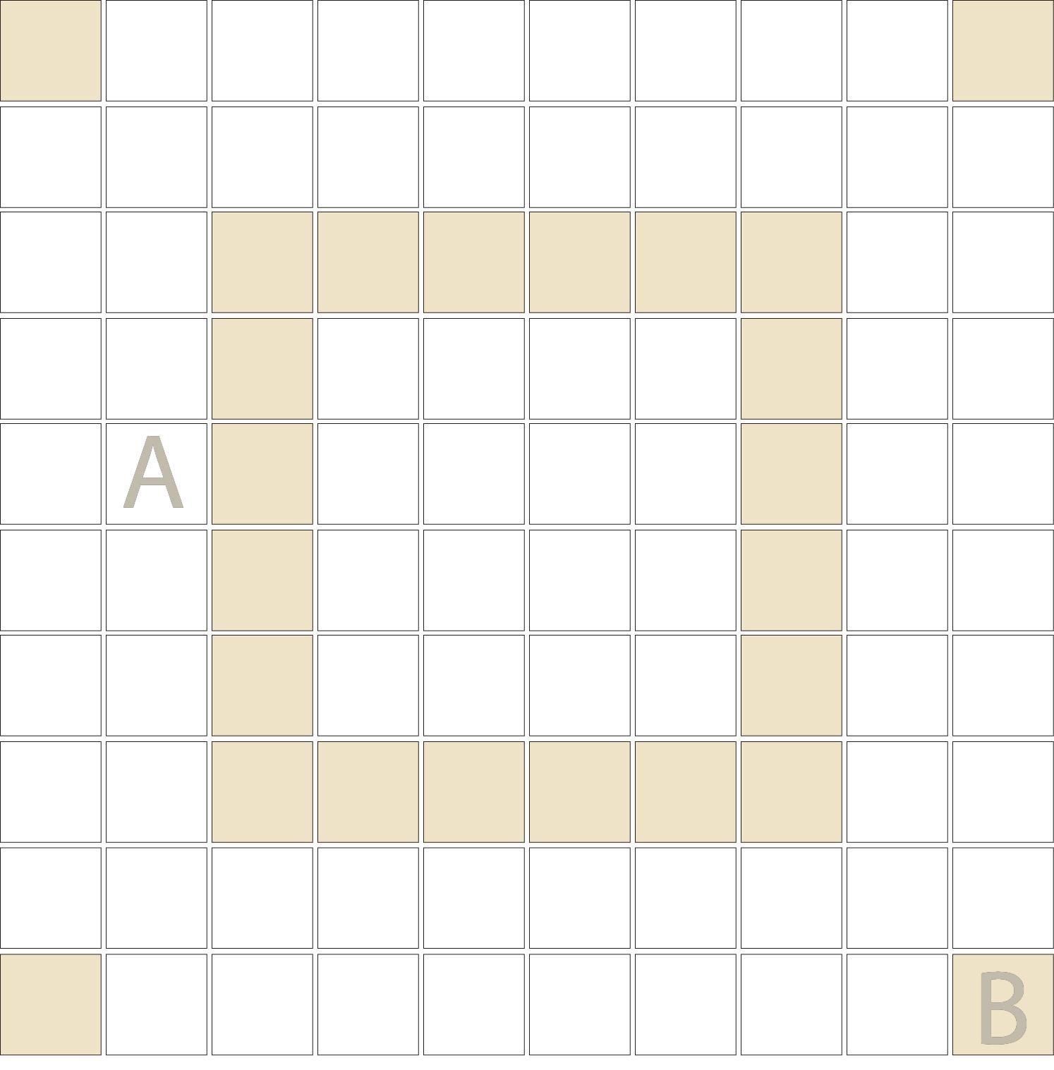 "Square 1""x1""  TMR-13 (1 sheet)"