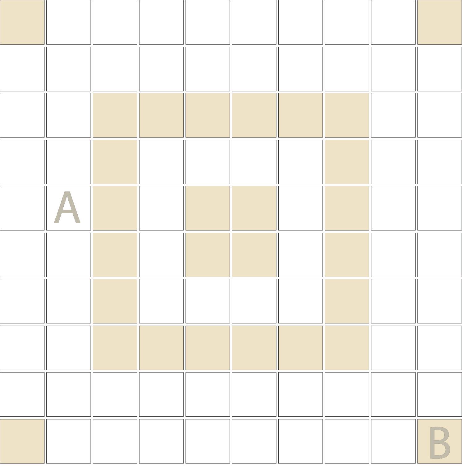 "Square 1""x1""  TMR-14 (1 sheet)"