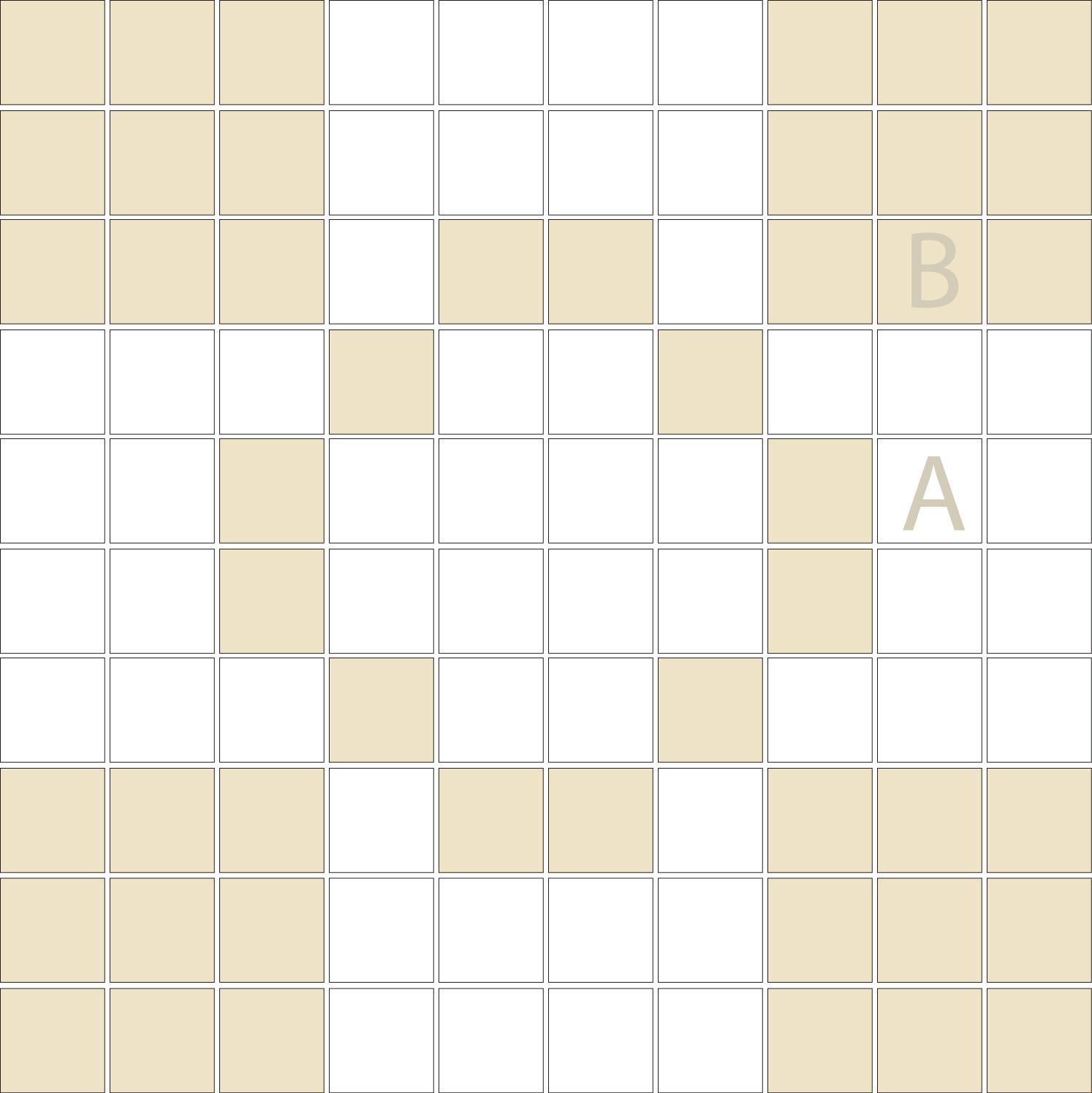 "Square 1""x1""  TMR-23 (1 sheet)"