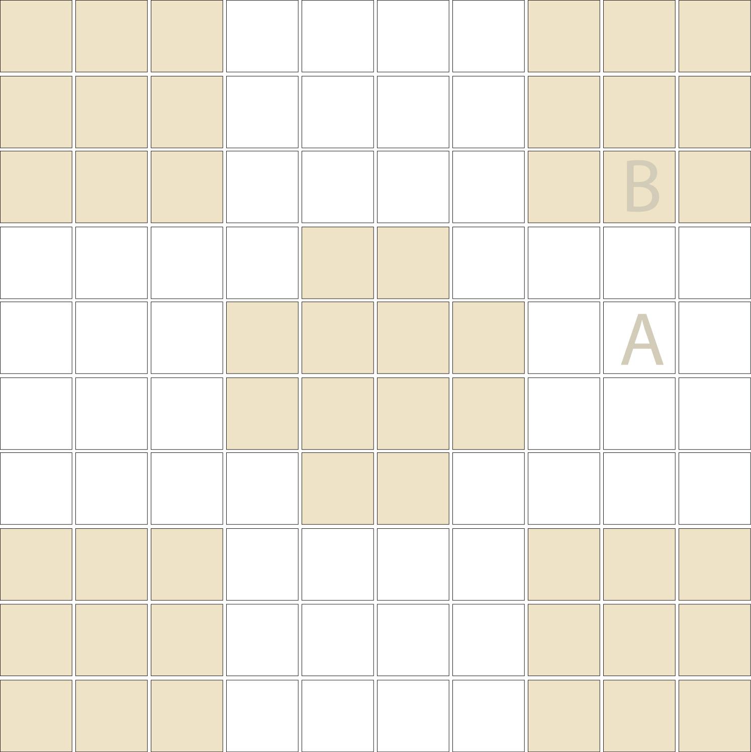 "Square 1""x1""  TMR-24 (1 sheet)"