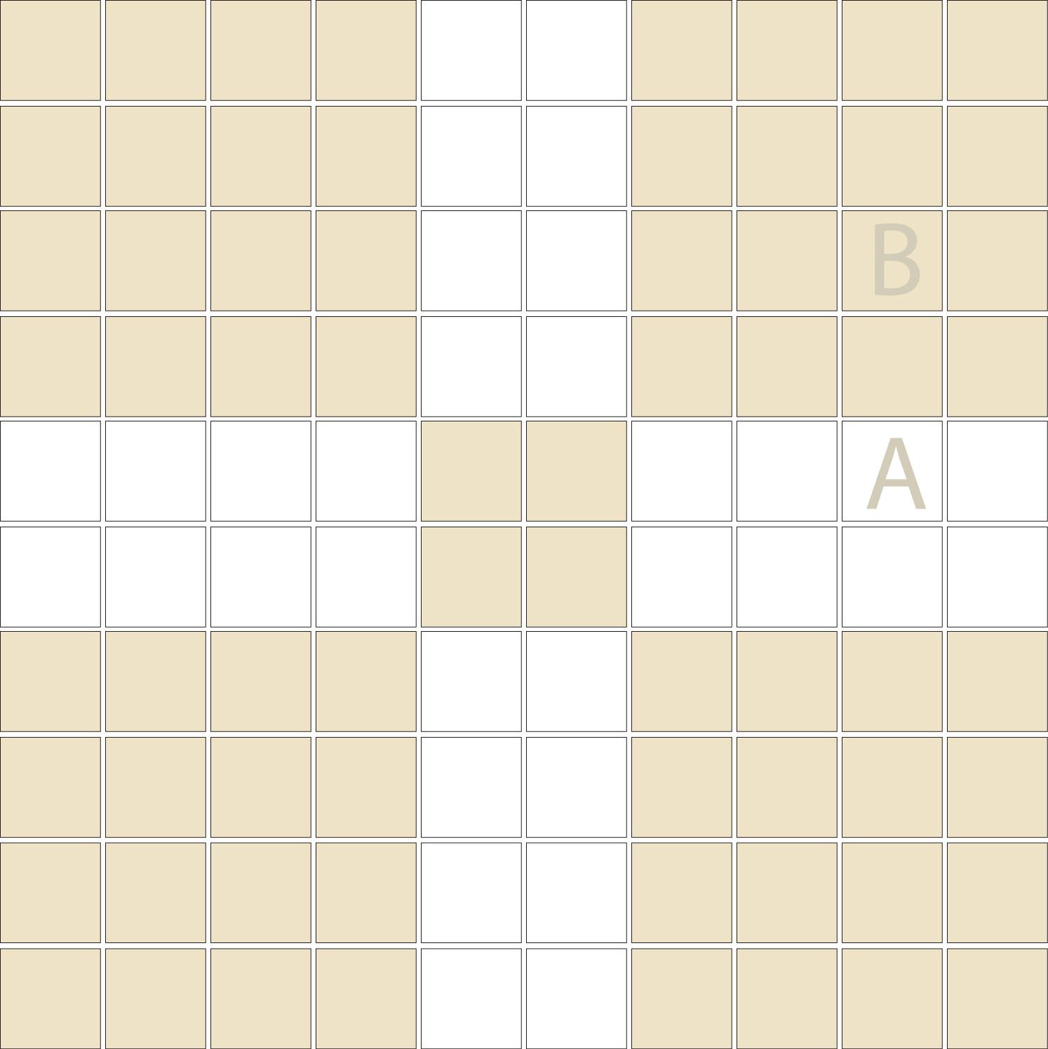 "Square 1""x1""  TMR-26 (1 sheet)"