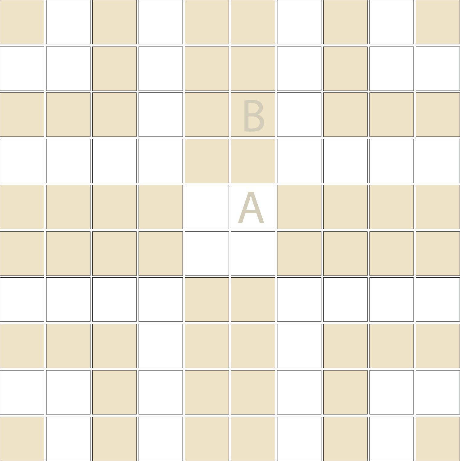 "Square 1""x1""  TMR-42 (1 sheet)"