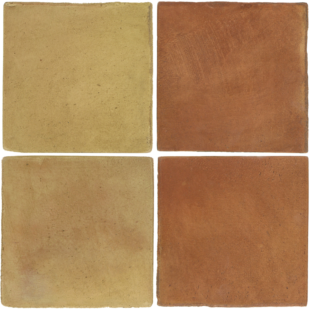 Pedralbes Antique Terracotta  2 Color Combinations  OHS-PSPS Provence Straw + OHS-PSTR Traditional