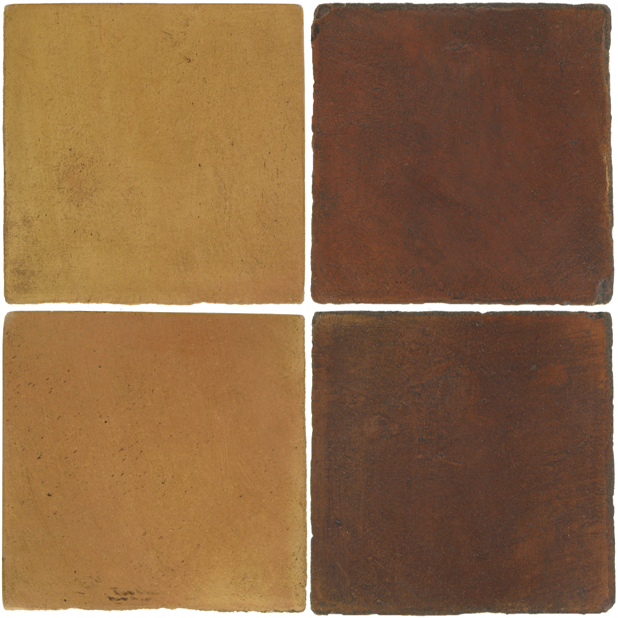 Pedralbes Antique Terracotta  2 Color Combinations  OHS-PSSW Siena Wheat + OHS-PSOW Old World