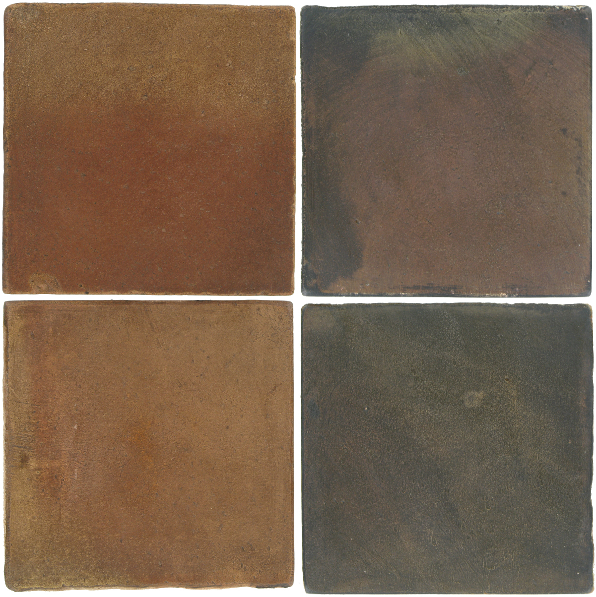 Pedralbes Antique Terracotta  2 Color Combinations  OHS-PSCM Camel Brown + OHS-PSTG Terra Grey