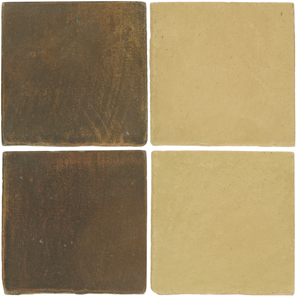 Pedralbes Antique Terracotta  2 Color Combinations  OHS-PSVN Verona Brown + OHS-PGGW Golden W.