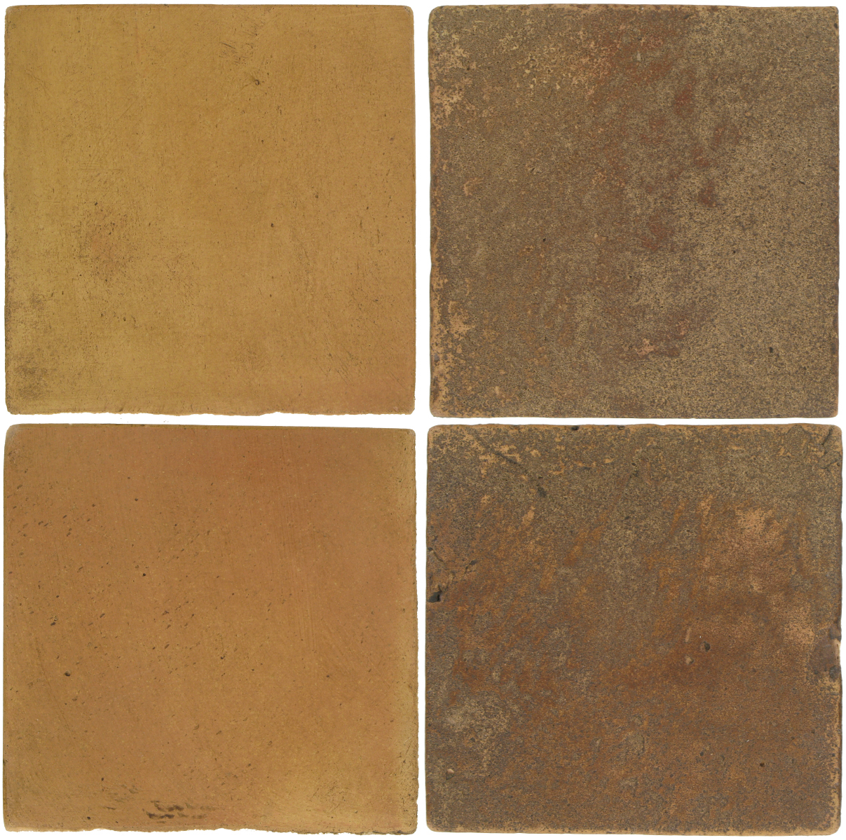Pedralbes Antique Terracotta  2 Color Combinations  OHS-PSSW Siena Wheat + VTG-PSCM Camel Brown