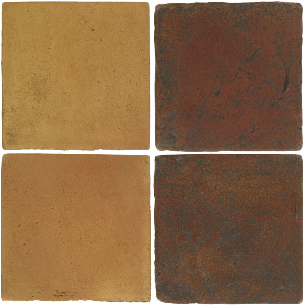 Pedralbes Antique Terracotta  2 Color Combinations  OHS-PSSW Siena Wheat + VTG-PSOW Old World