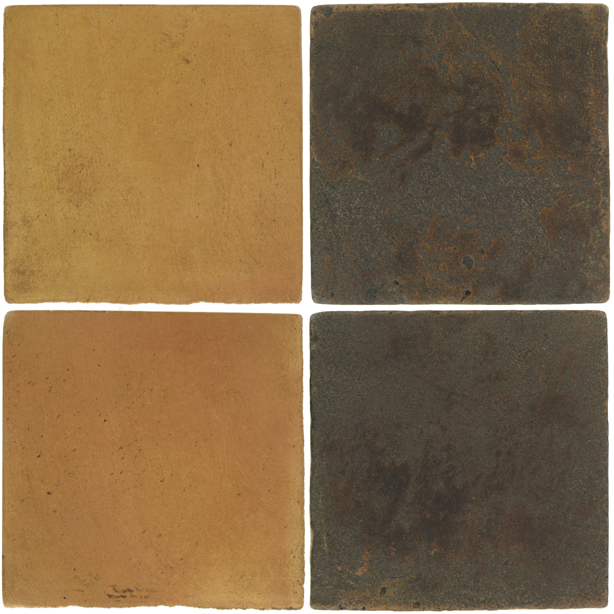 Pedralbes Antique Terracotta  2 Color Combinations  OHS-PSSW Siena Wheat + VTG-PSCO Cologne Brown