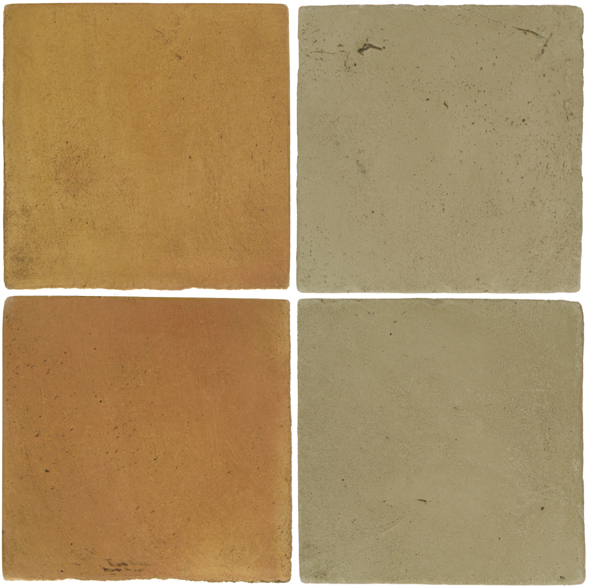 Pedralbes Antique Terracotta  2 Color Combinations  OHS-PSSW Siena Wheat + VTG-PGDW Dirty W.