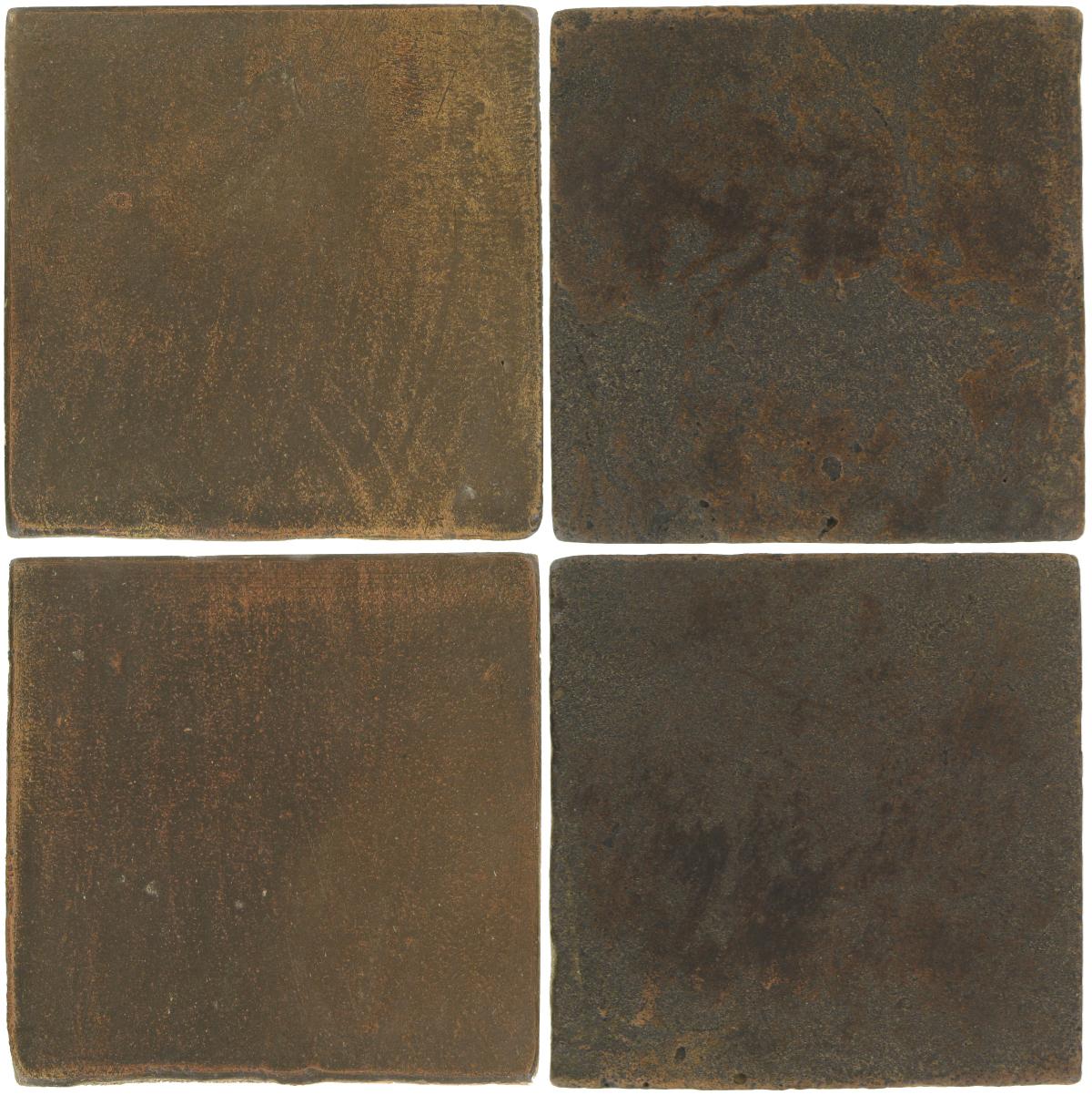 Pedralbes Antique Terracotta  2 Color Combinations  OHS-PSVN Verona Brown + VTG-PSCO Cologne Brown