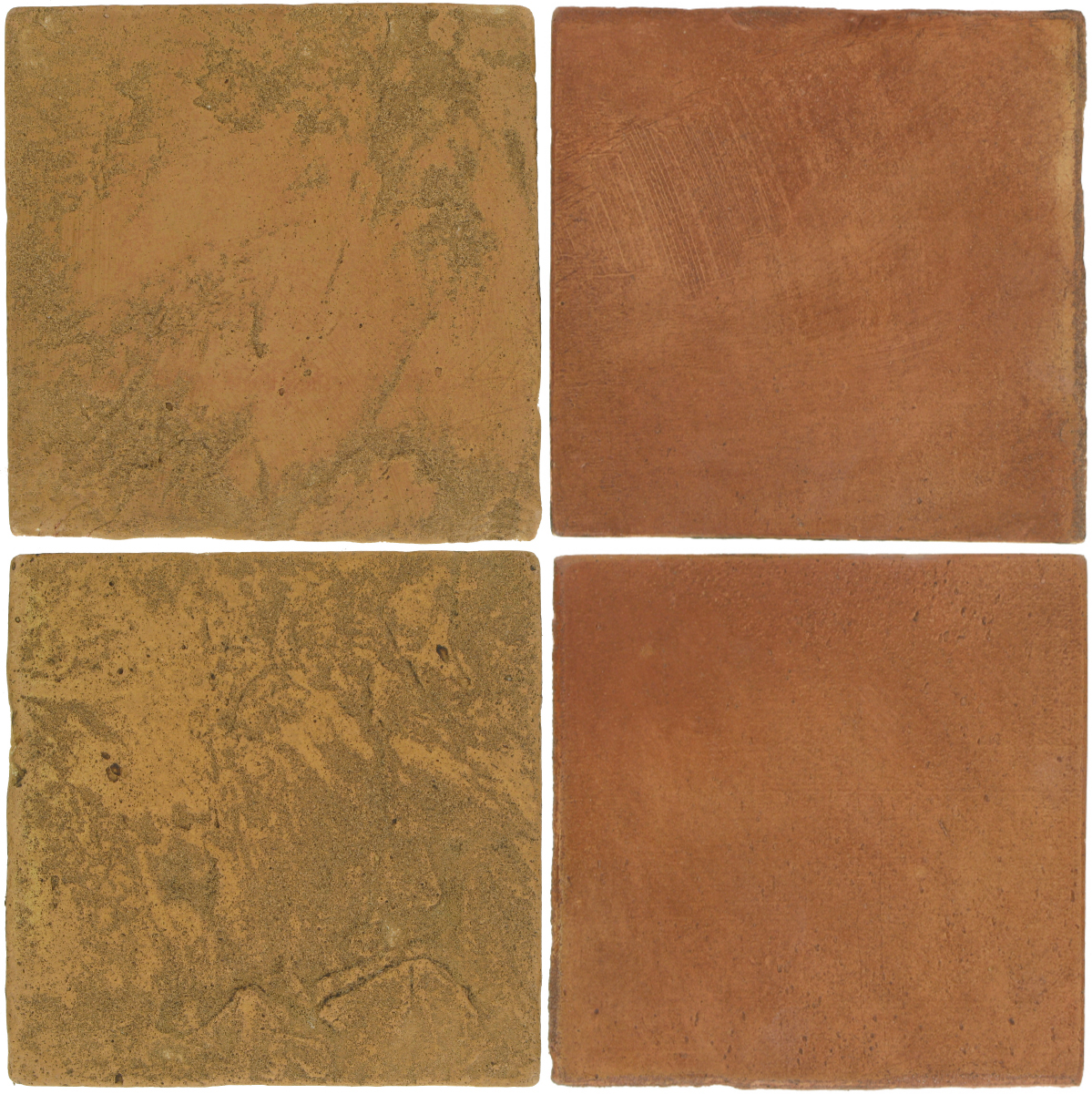 Pedralbes Antique Terracotta  2 Color Combinations  VTG-PSSW Siena Wheat + OHS-PSTR Traditional