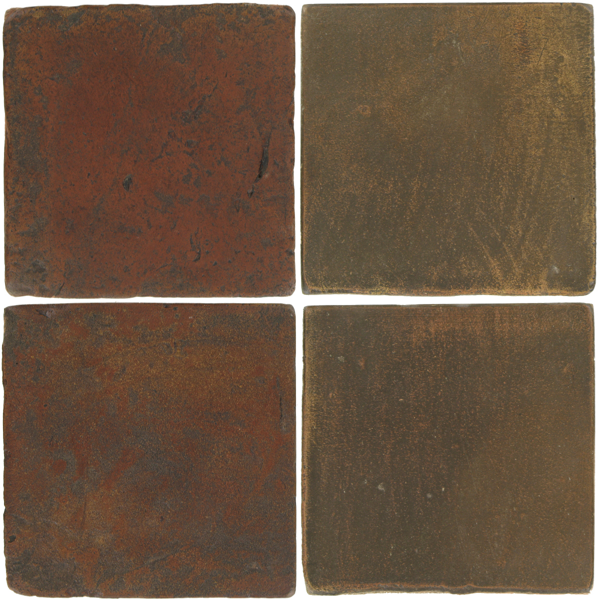 Pedralbes Antique Terracotta  2 Color Combinations  VTG-PSOW Old World + OHS-PSVN Verona Brown