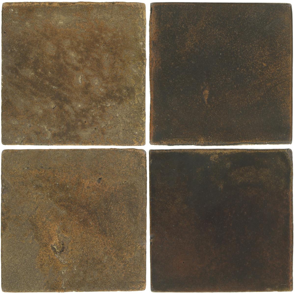 Pedralbes Antique Terracotta  2 Color Combinations  VTG-PSVN Verona Brown + OHS-PSCO Cologne Brown