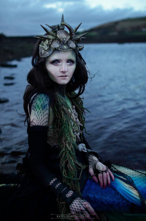 """Artwork: Katelizabeth, """"Ursula"""" Website:  http://katelizabethphotography.co.uk/"""