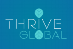 Thrive Global Kasia Urbaniak