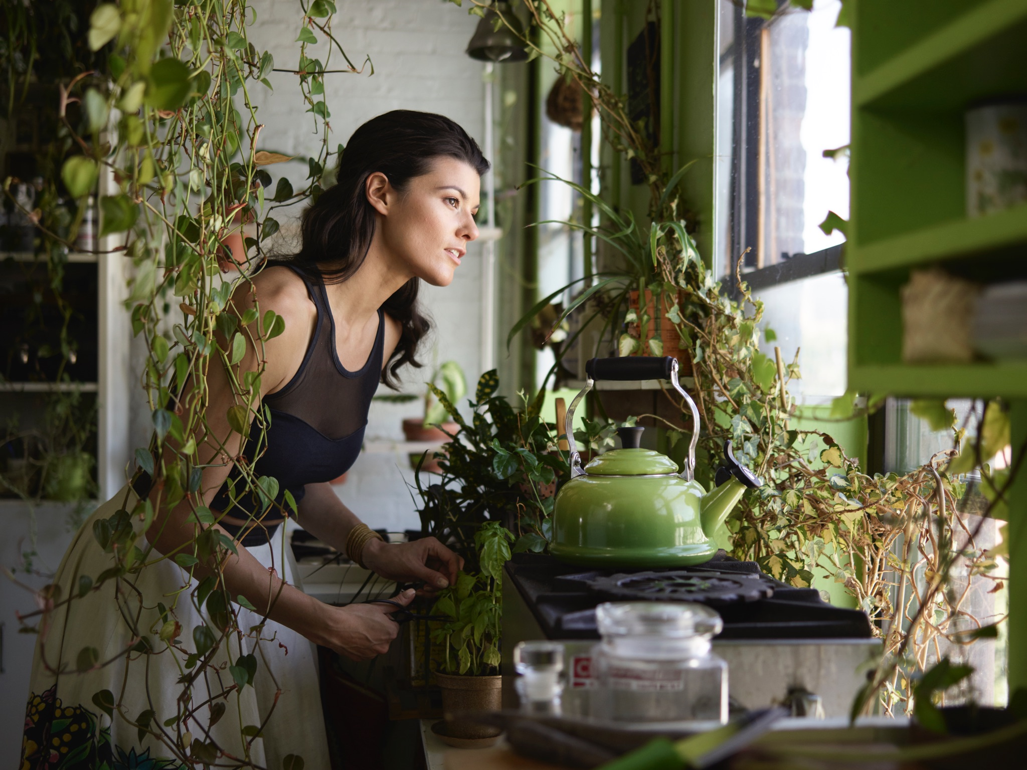 """Sometimes when something resonates with someone, you have to ask yourself """"Why?"""" After my green home went viral on the internet, I began to probe deeper into the allure. Photo:  Joey L ."""