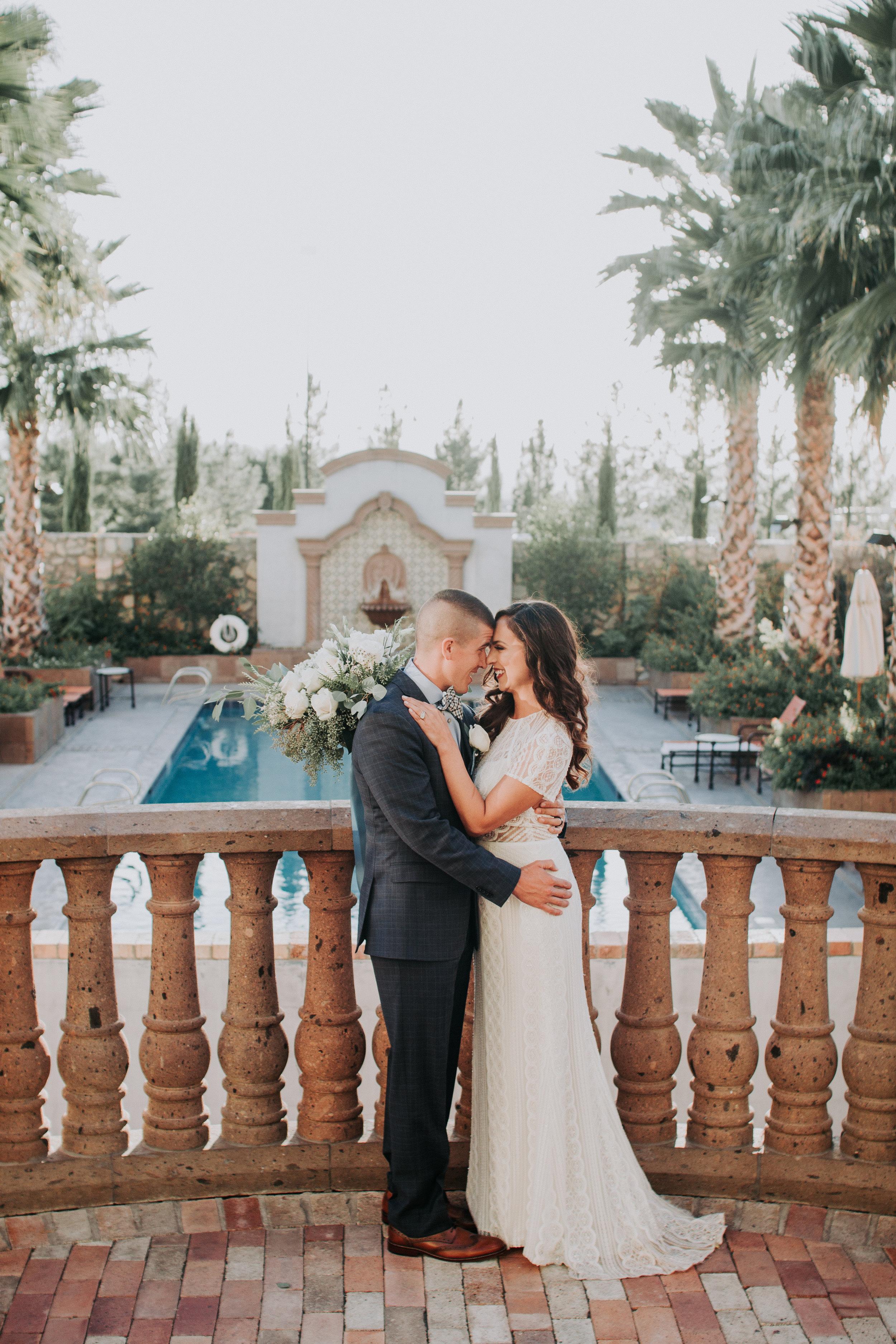 hotel encanto de las cruces wedding