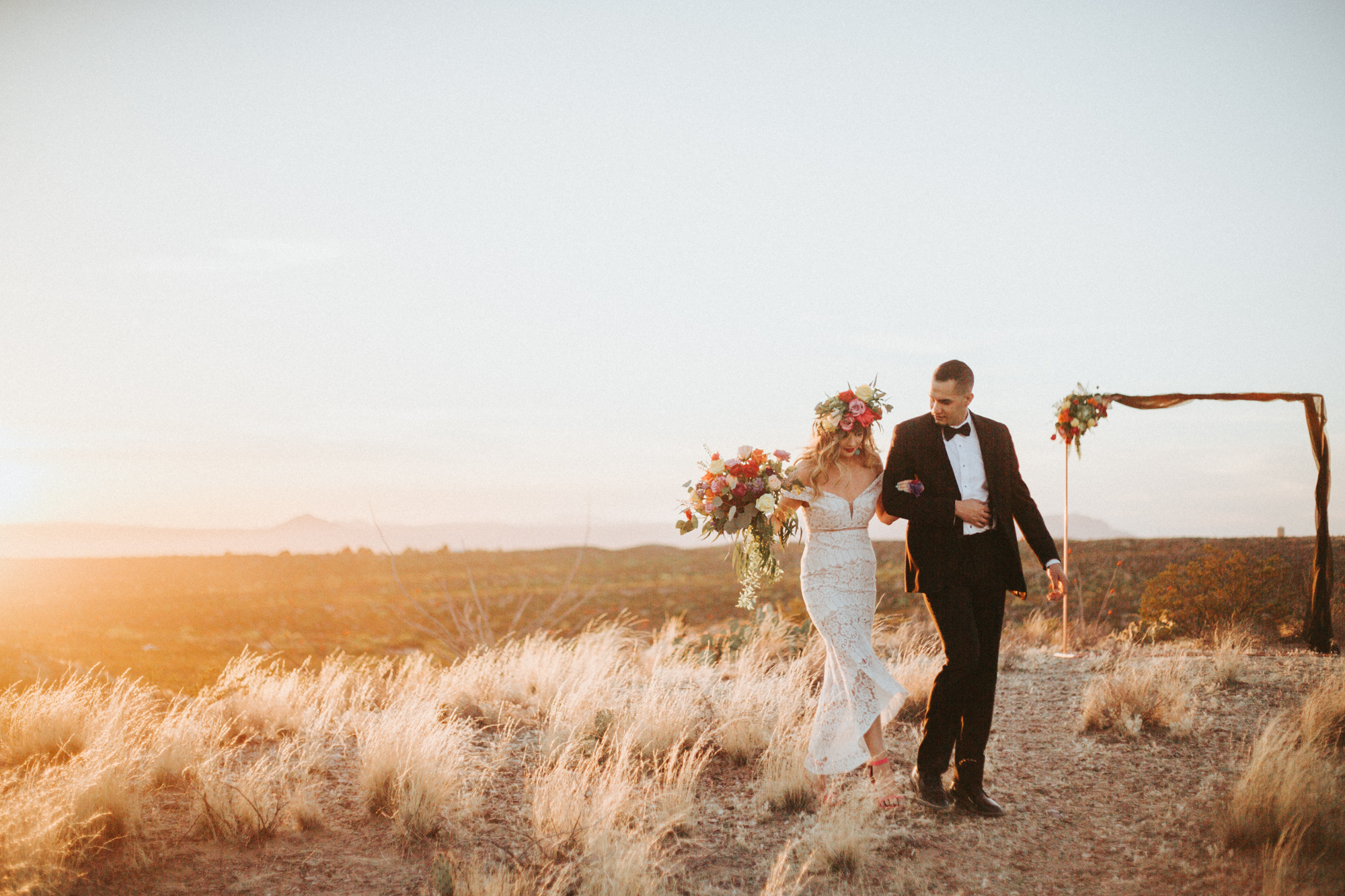 new mexico elopement photographer