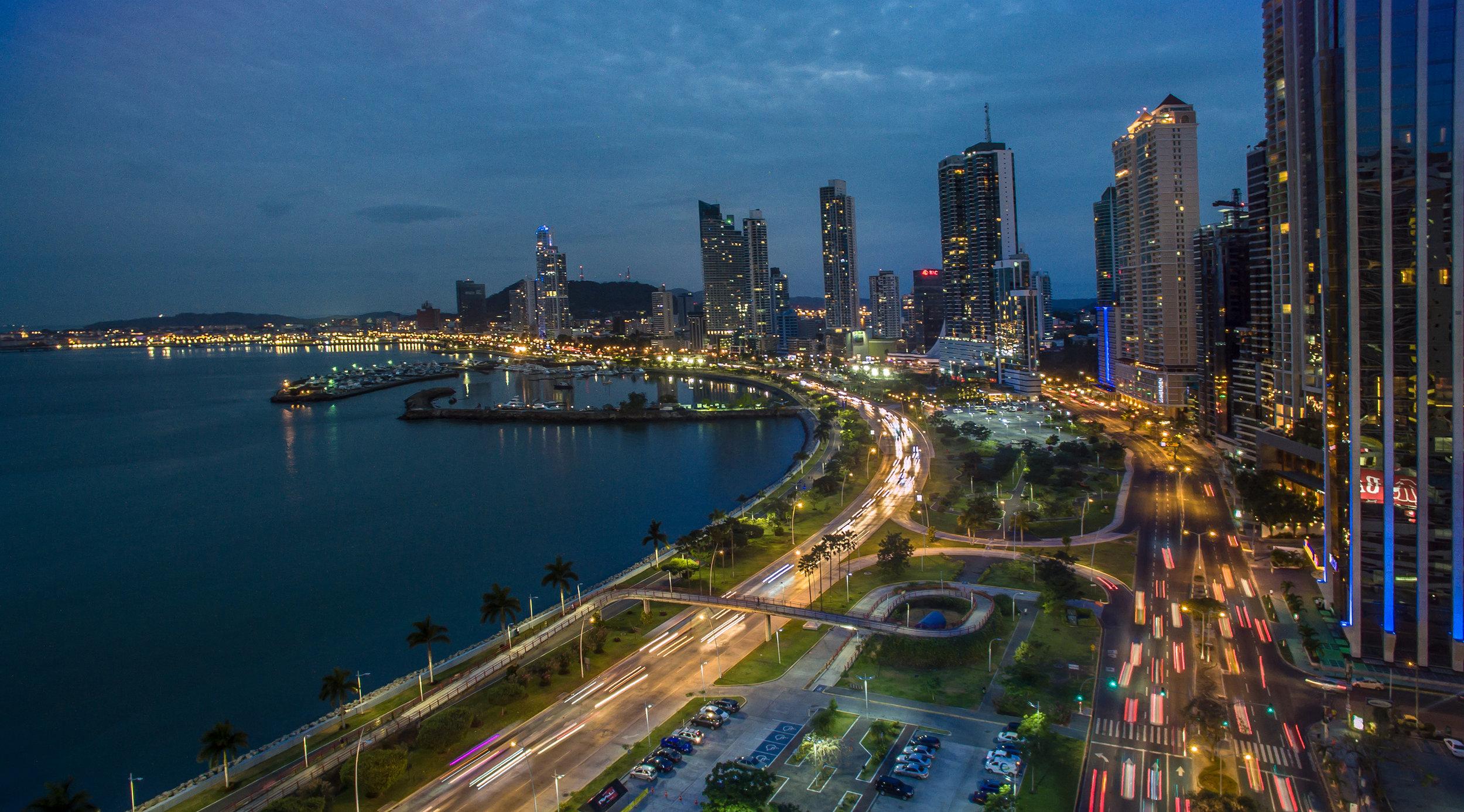 Ciudad de Panama / Phantom 3