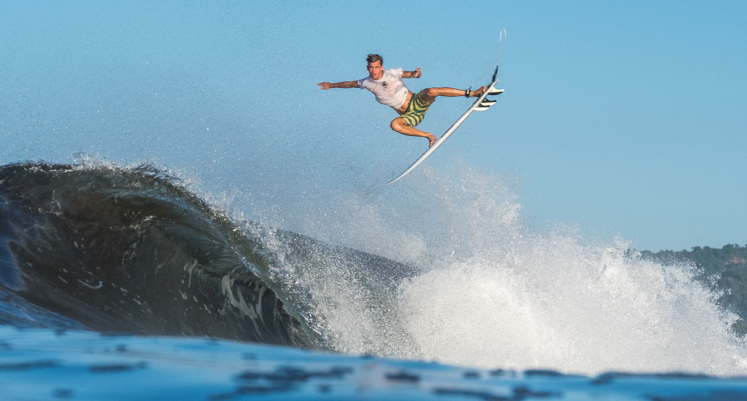 Leon Glatzer en playa Hermosa / Costa Rica  Fuji XT-2 / 90mm f2