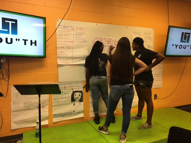 Youth are the future. - Empower youth by educating them on a topic, becoming informed by their opinion, and providing tools for them to execute their solutions.