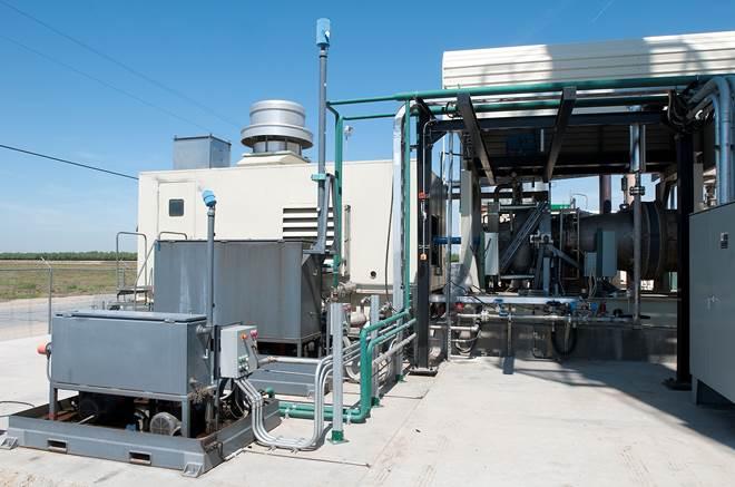 Fast Response, Peaking Power Plant/Black-Start Power Generator