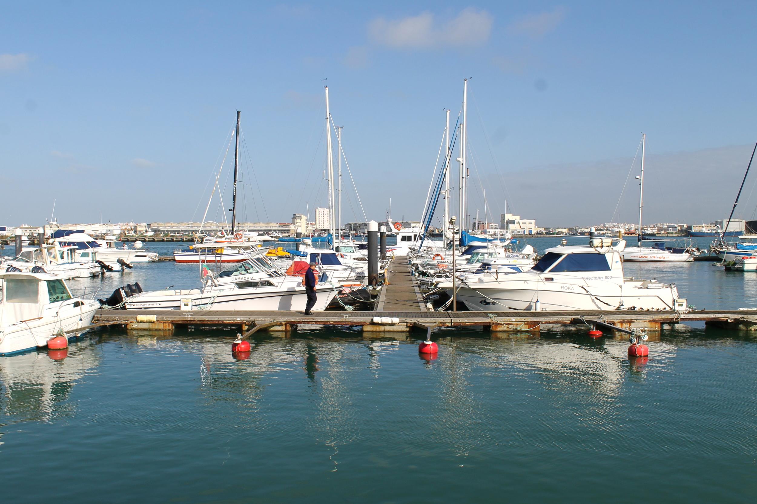 Peniche Harbor