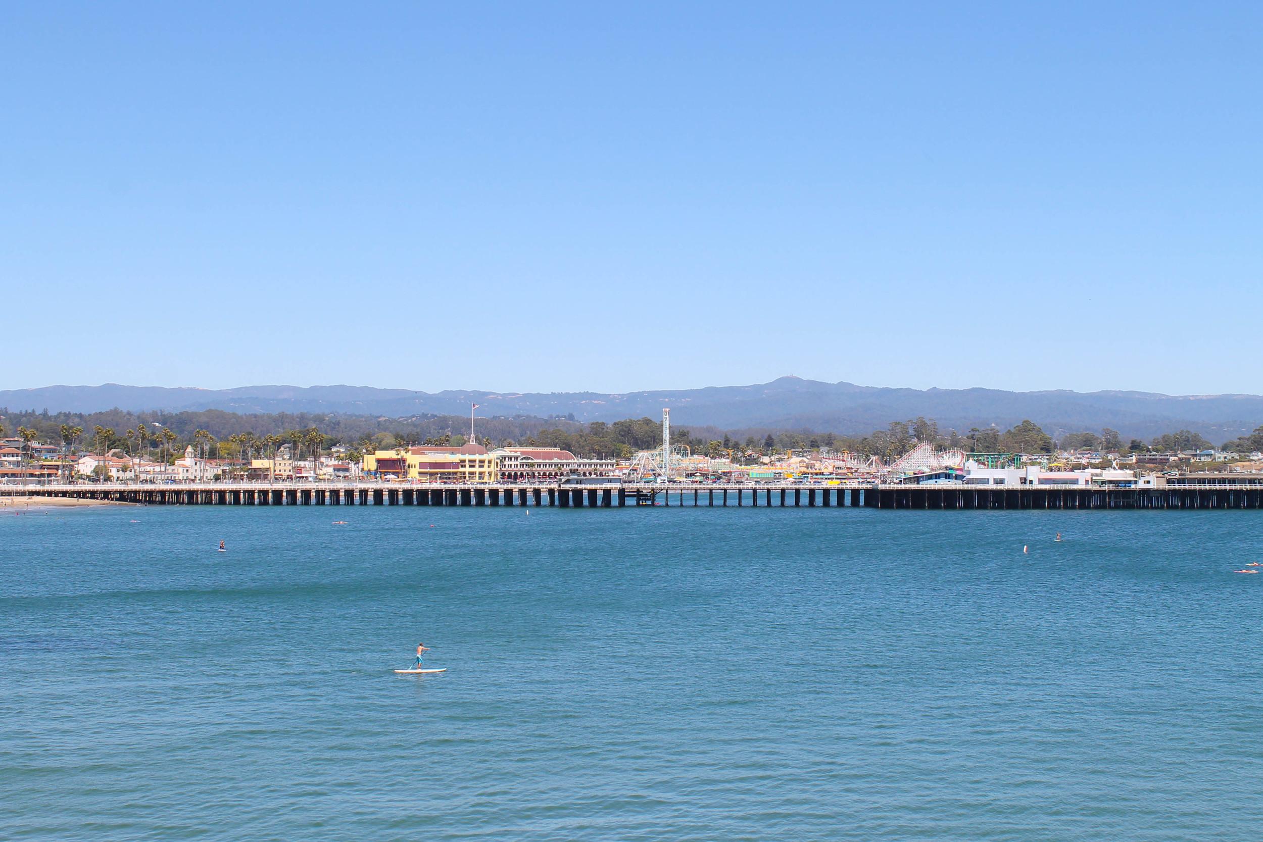 Santa Cruz.