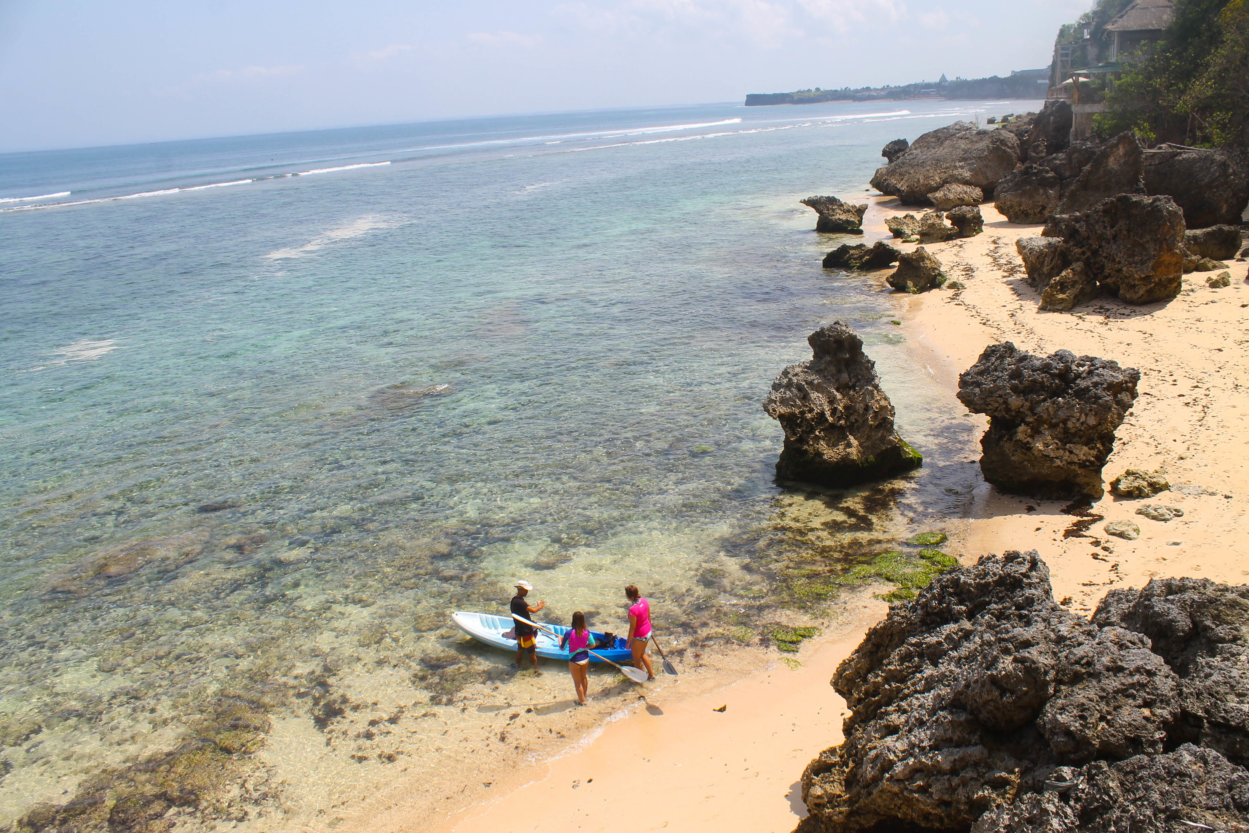 Bali-Kayak