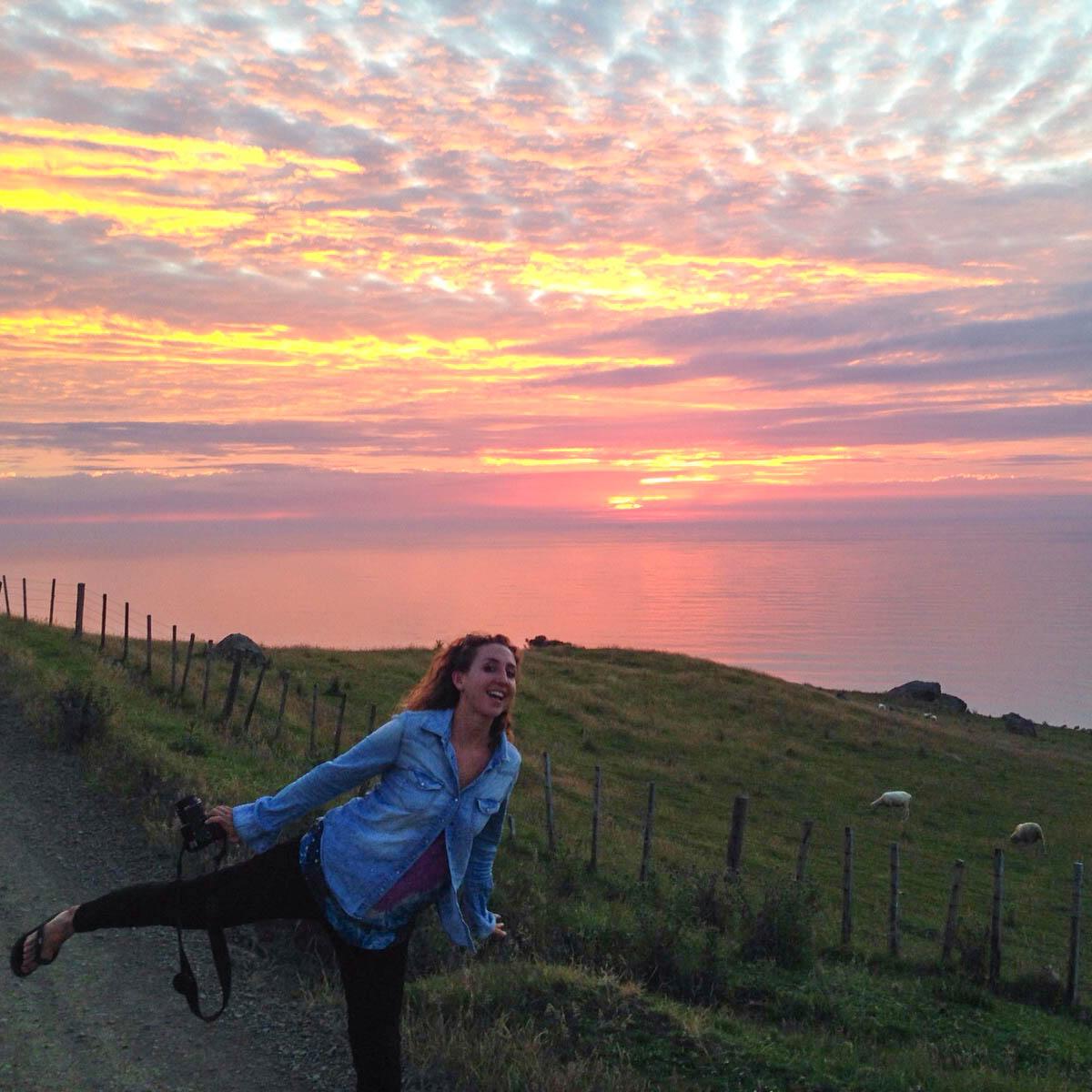 rachel-sunset