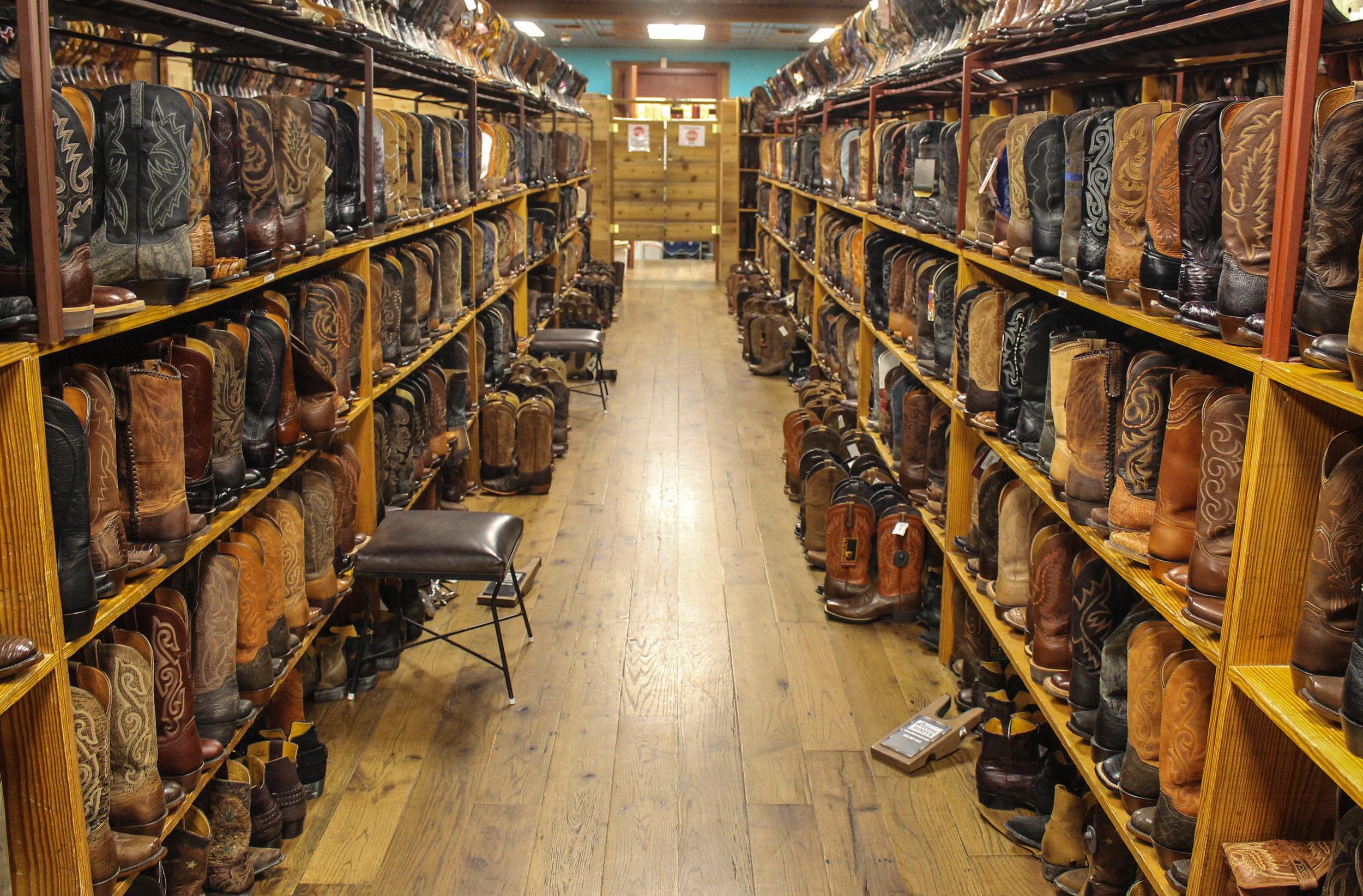 Austin-Boots