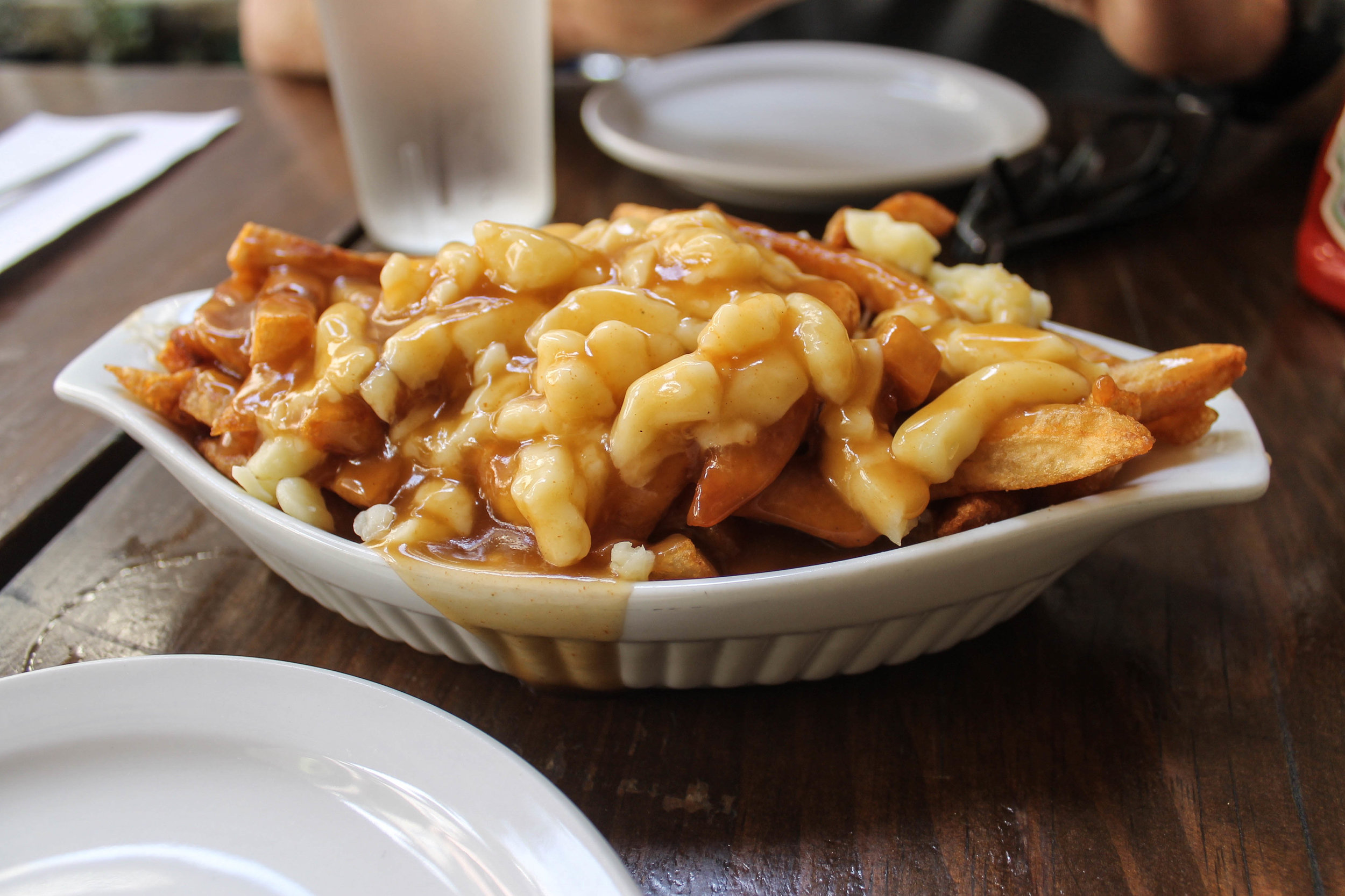 Poutine, all day every day