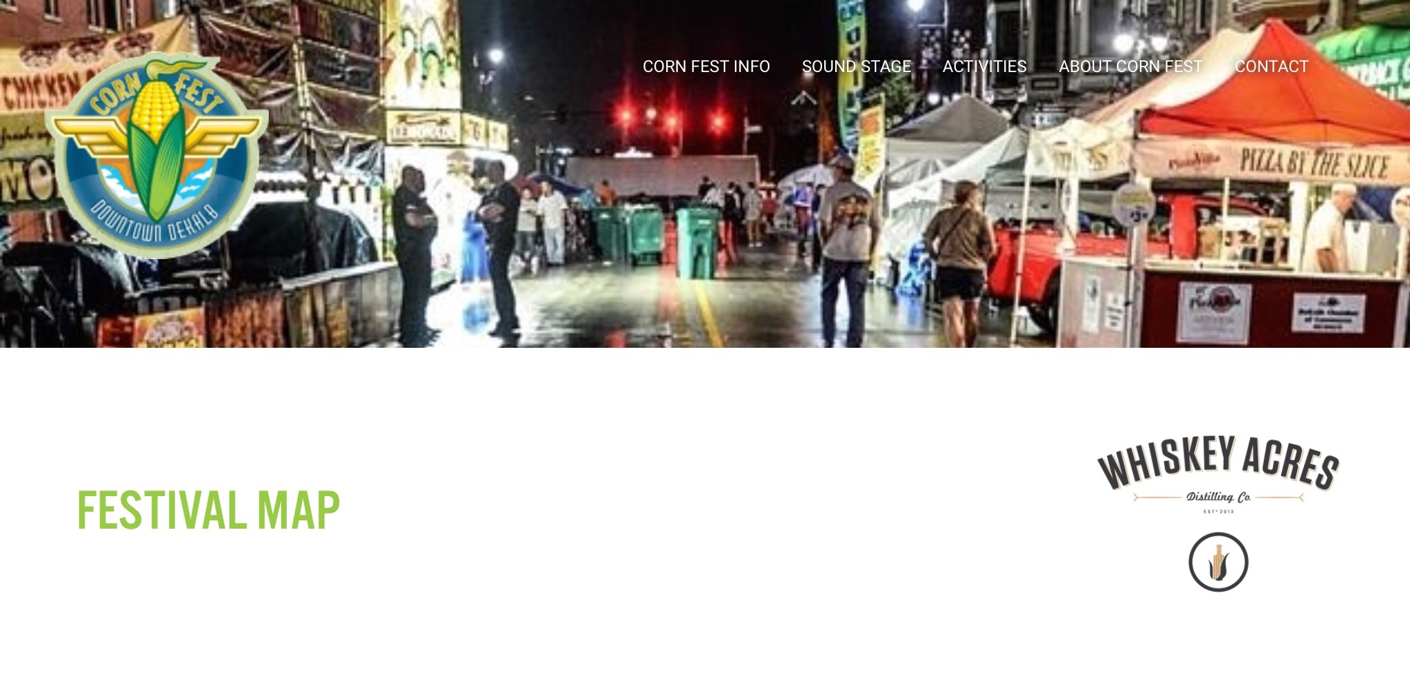 CORNFEST  -- ALL WEEKEND -- FREE MUSIC -- ENTERTAINMENT -- DOWNTOWN