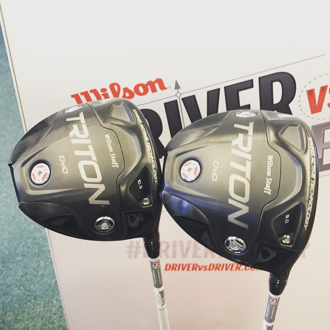Custom Fit, Custom Made, - lower scores. Wilson designs are better than ever.