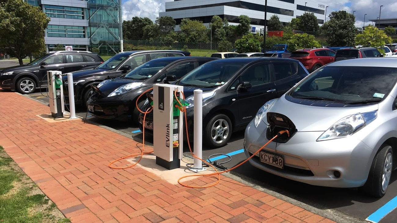 Workplace - There are two places EV drivers charge the most: at home and at work. Whether you're an employee looking to have your work provide EV charging, or an employer looking for an edge, we can help you.