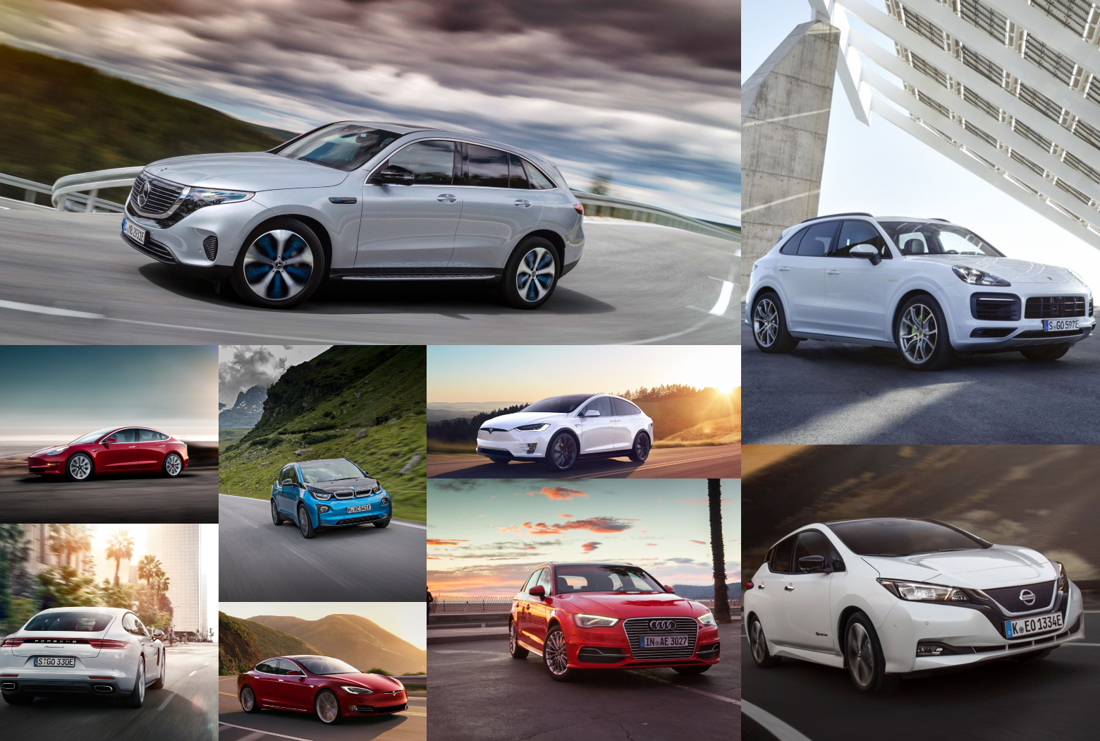 Electric vehicle models - Learn all about different models of EVs in Australia