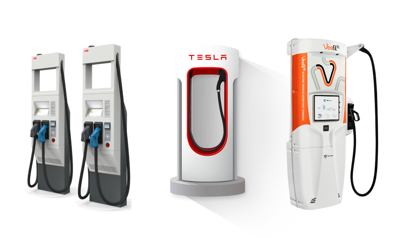 The future of EV supercharging — JET Charge