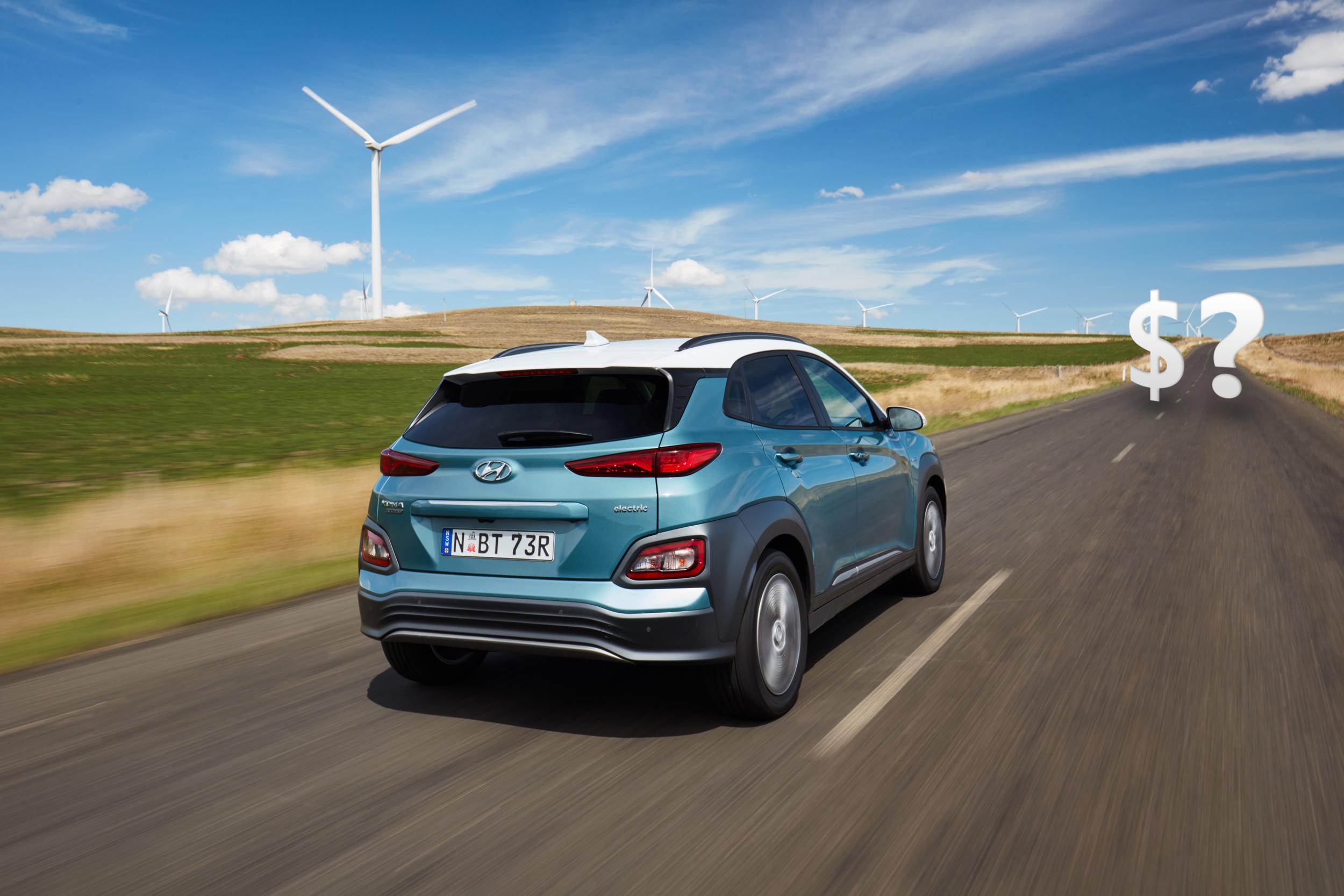 Hyundai Kona Ev Priced For Australia How Do We Stack Up Jet Charge