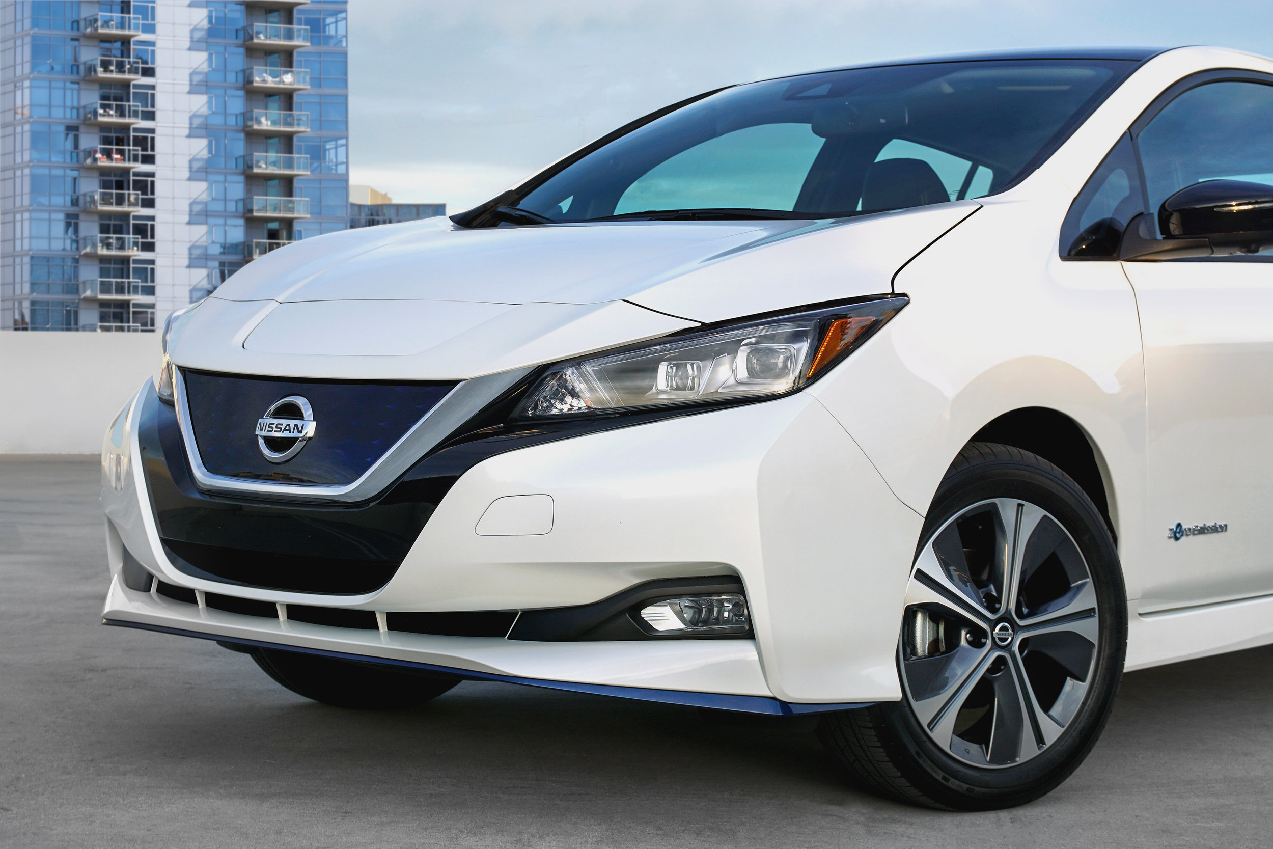 Charging accessories available for the Nissan Leaf…