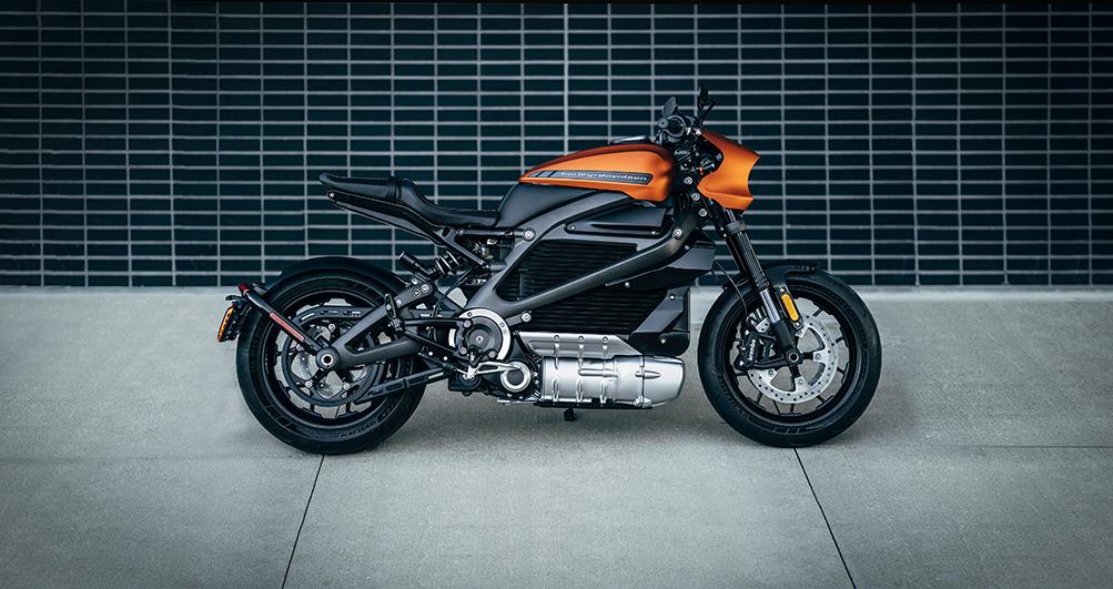 Definitely a fresh aesthetic for Harley